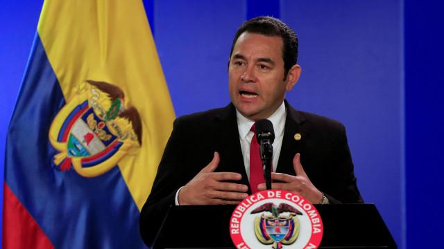 Morales exige respeito pelas crianças da Guatemala detidas nos EUA