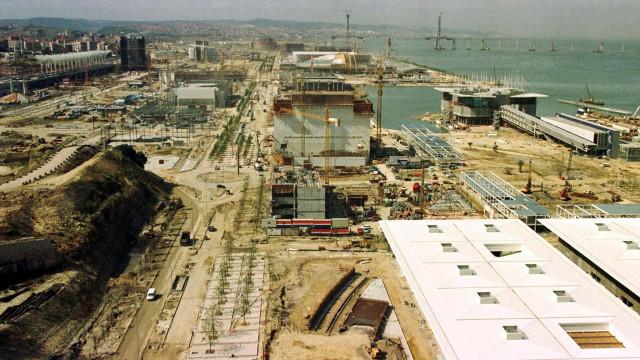 A modernização de Lisboa notada há 20 anos começara em 1983