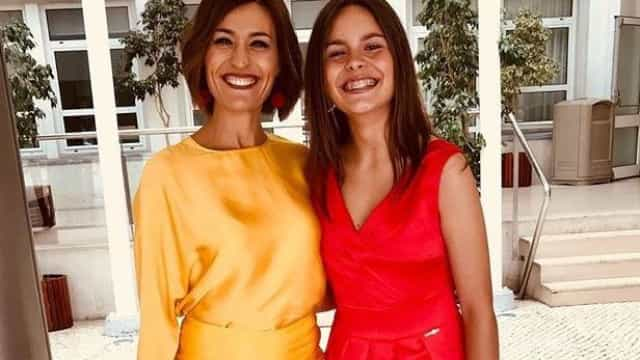 Fátima Lopes arrasadora em festa de finalista da filhas. Veja o look