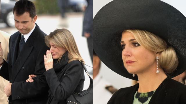 Rainha Letizia já viveu a mesma dor que Máxima de Holanda