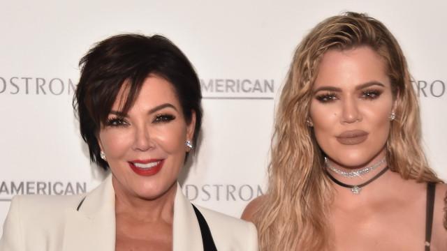 Kris Jenner fala de Tristan Thompson após escândalo de traições