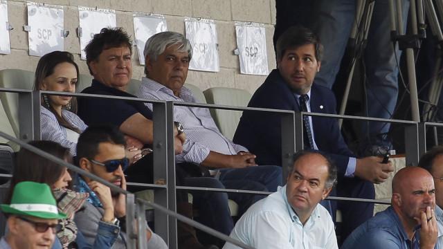 """Manuel Fernandes em lágrimas: """"Sporting está a ir por aí abaixo"""""""