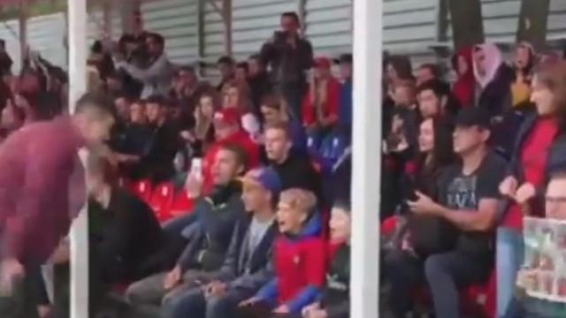 Barulho das crianças russas deixou Cristiano Ronaldo irritado
