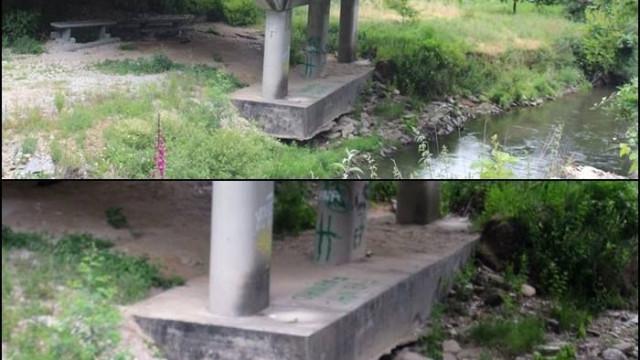 """Ponte de Foz de Sousa """"claramente em risco de ruir"""""""