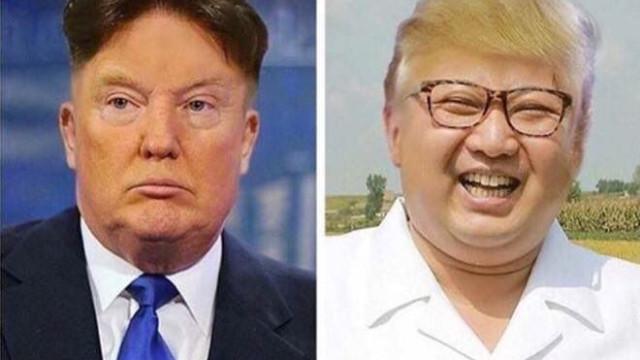 No Twitter, encontro entre Trump e Kim foi a cimeira dos 'Piores Cabelos'