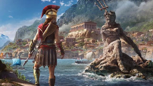 'Assassin's Creed' está oficialmente a caminho da Grécia
