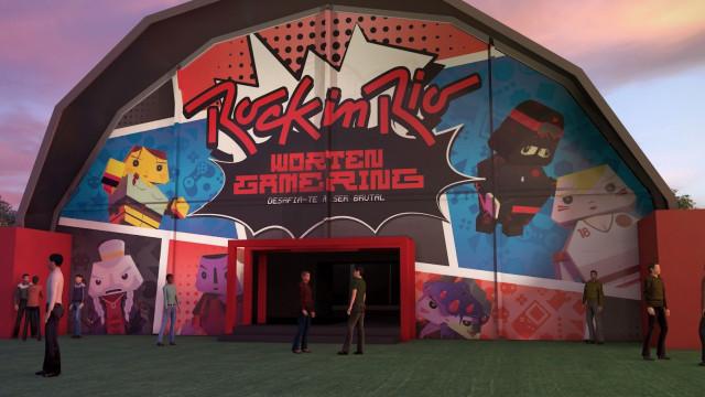 Olívia Ortiz, RicFazeres e Mr. Nikki são os apresentadores da Game Arena
