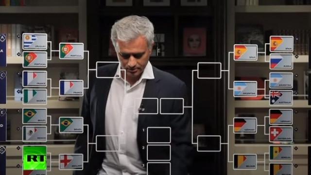 Mundial: Mourinho aposta em Portugal nas 'meias' com 'farpa' a França
