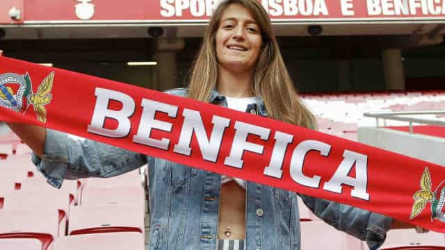 Oficial: Sílvia Rebelo troca Sporting de Braga por Benfica