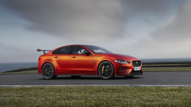 Jaguar XE SV Project 8: Uma fera em edição limitada