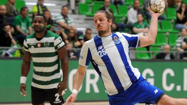 Jogador do FC Porto pagou 25 mil euros de indemnização ao Benfica