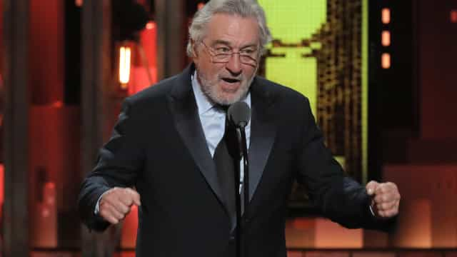"""Trump diz que De Niro é """"um indivíduo com um QI muito baixo"""""""