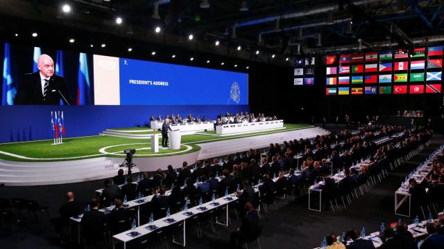 Estados Unidos, Canadá e México vão receber o Mundial 2026