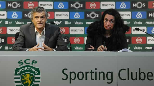 """Bruno de Carvalho continua a ser presidente do Sporting"""
