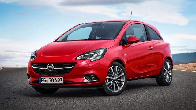 Opel Corsa com uma versão elétrica: eCorsa