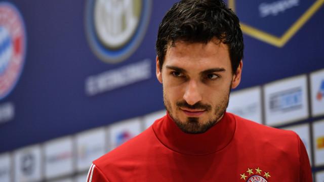Atenção, Benfica: Bayern com baixa de última hora