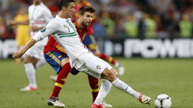 """""""Portugal é o pior adversário para Espanha se estrear neste Mundial"""""""