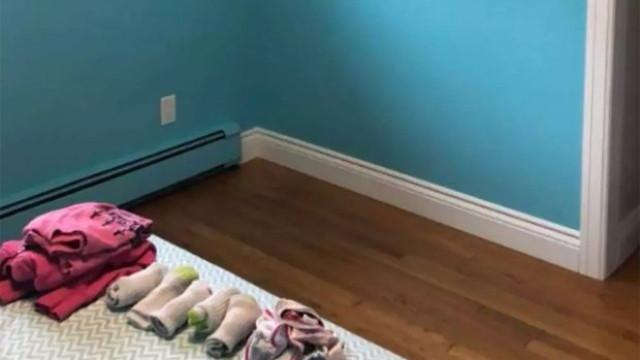 Obrigou filha a usar a mesma roupa por uma semana como forma de castigo