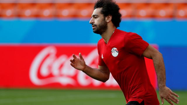 Salah dá novidades sobre o regresso à competição