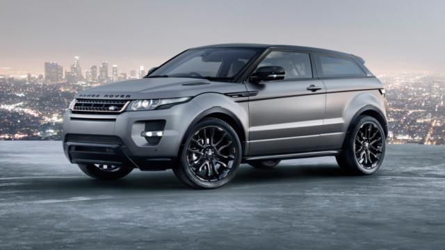 Range Rover Evoque Coupé vai... desaparecer