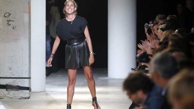 Isabel Marant junta-se a L'Oreal para lançar linha de maquilhagem