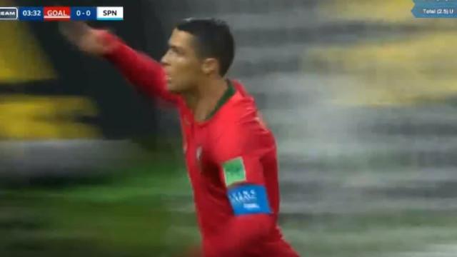 """E assim se ouviu o primeiro """"siiiiiii"""" do Mundial"""