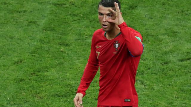 As 9 estatísticas incríveis de Cristiano Ronaldo no Mundial