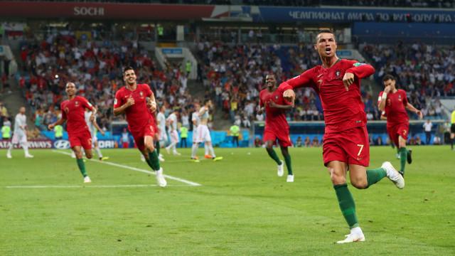 """""""Só um Marrocos no topo pode bater Portugal e o senhor do outro planeta"""""""