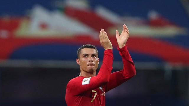Cristiano Ronaldo a 'caminho' de 'impensáveis' 100 golos