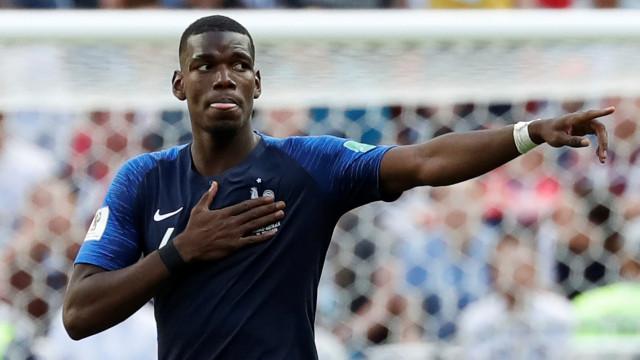 Pogba salva França da primeira grande surpresa do Mundial