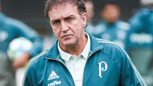 Imprensa brasileira diz que Sporting já negoceia com Cuca