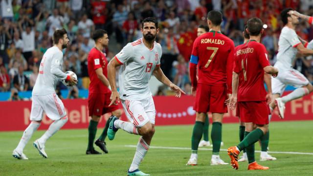 """""""Cristiano Ronaldo? Quem me dera ser como ele"""""""