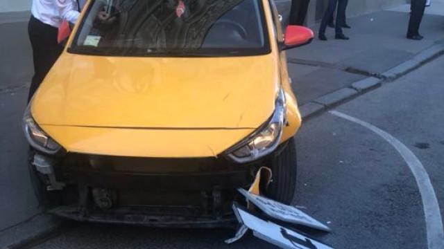Condutor de táxi que atropelou adeptos em Moscovo adormeceu