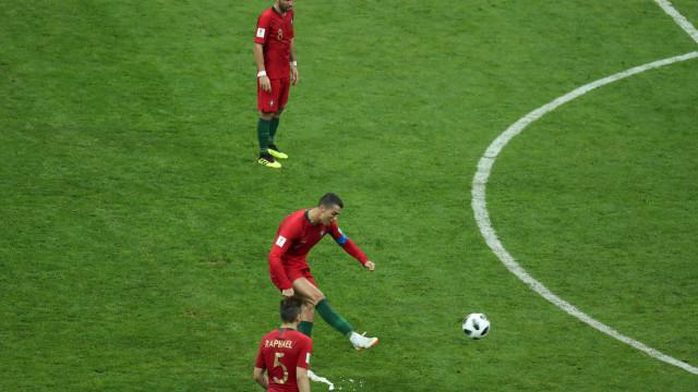 Melhor golo do Mundial? Candidatos não faltam com Portugal na luta