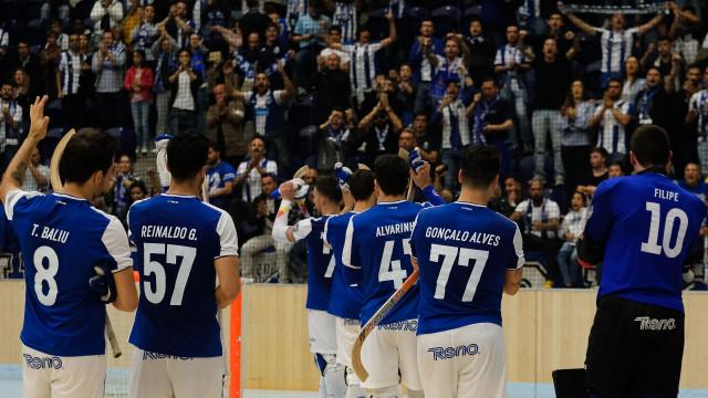FC Porto bate Valongo e conquista Taça de Portugal de hóquei em patins