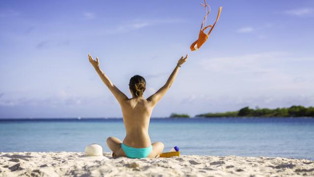 Descobriu o naturismo ao procurar trabalho e passou a integrar comunidade