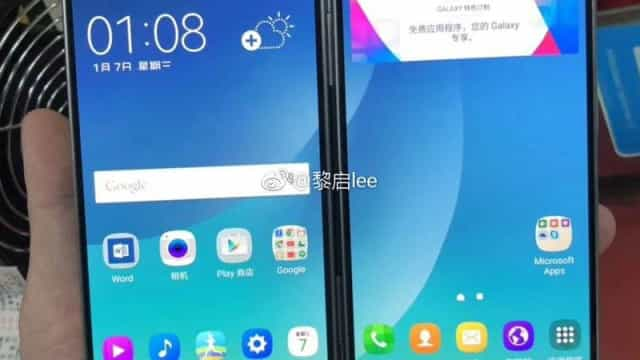 Imagens mostram versão cancelada do smartphone dobrável da Samsung