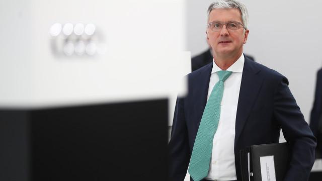 Dieselgate: CEO da Audi detido no âmbito da investigação