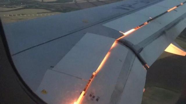Avião da seleção da Arábia Saudita pega fogo durante viagem