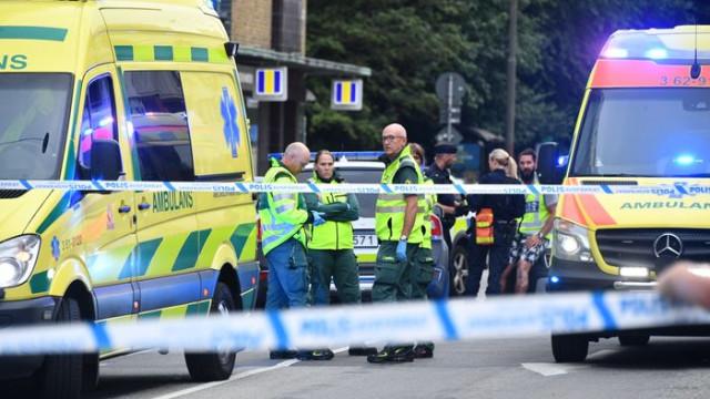 Homem abriu fogo sobre fãs da seleção num café na Suécia. Vários feridos