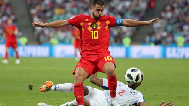 """""""Real Madrid? O meu futuro é o presente, é fazer um grande Mundial"""""""