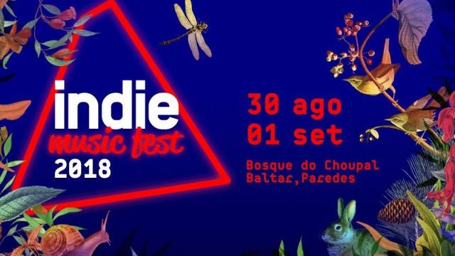 Não tarda está aí o Indie Music Fest. Já apontou na sua agenda?