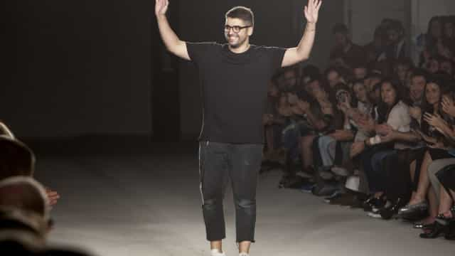 Hugo Costa inspira-se nas imperfeições humanas na Semana da Moda de Paris