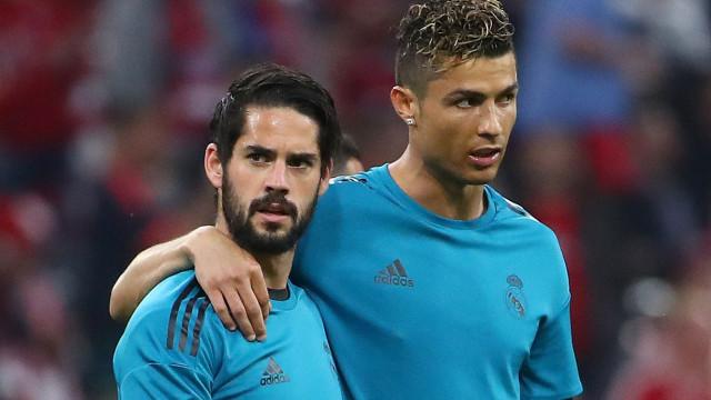 """""""Não volto a falar com Ronaldo depois do que fez no outro dia"""""""