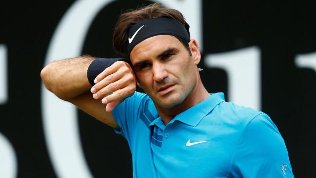 Federer vieste do mesmo planeta de Ronaldo?