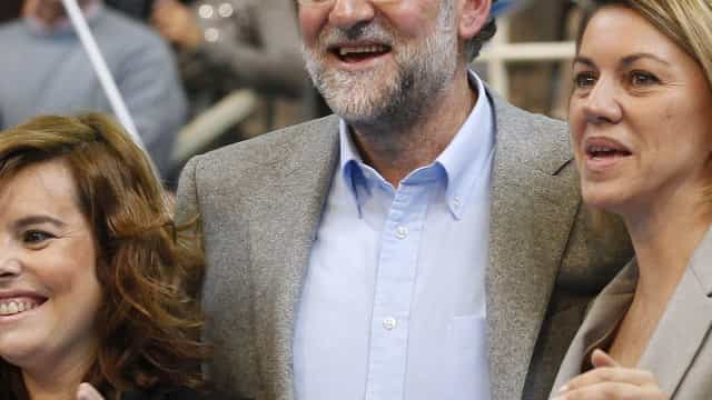 Santamaría e Cospedal são candidatas à liderança do PP