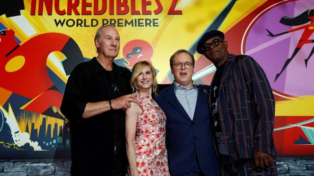 Cinemas alertam que 'Incríveis 2' pode ser sensível para epiléticos