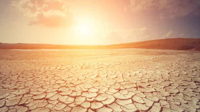 Seca leva Namíbia a recorrer a reservas de água de emergência