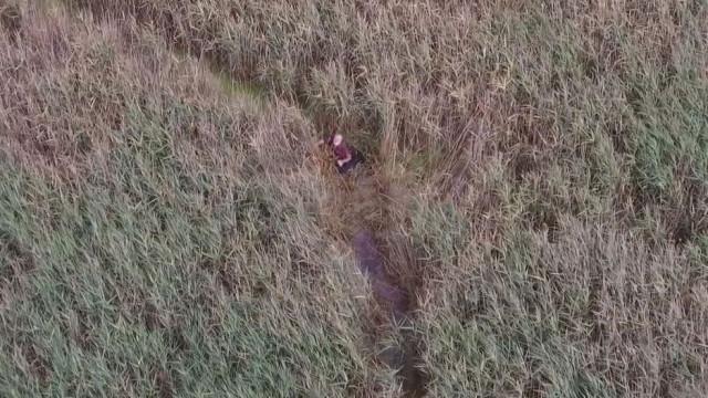 Homem de 75 anos que estava desaparecido foi encontrado graças a... drone