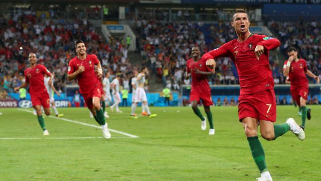 FIFPro: Cristiano Ronaldo é o único português candidato ao 'onze' do ano
